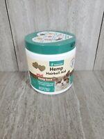 Naturvet Hemp Hairball Aid 60 Ct Soft Chews For Cats