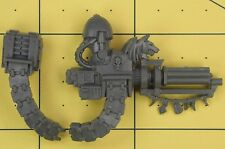 Warhammer 40K Space Marines Space Wolves Wolf Guard Terminator Assault Cannon