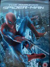 THE AMAZING SPIDER-MAN---DVD--REGION 2 PAL---BRAND NEW