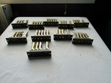 LOT Western Electric Operator Switchboard Jack Panels Test Patch Input 249A