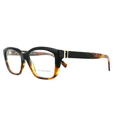 00b2584de69 Burberry Glasses Frames BE2265 3679 Black Havana 51mm Womens