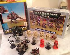 Warhammer 40K Lot New and Pre Owned Dreadnaught and Chaos Space Marines.