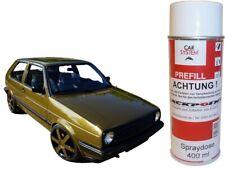 1 Spraydose 400ml Basislack Dark Olive Pearl Autolack Trend Tuning Dunkelgrün