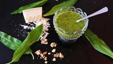PESTO GENOVESE senz'aglio e senza glutine -5 vasetti da 0,90gr