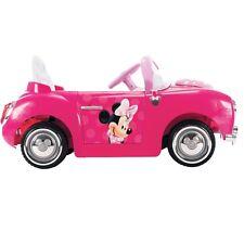 Disney Minnie Girls Battery-Powered Electric Ride On Car Little Kids New