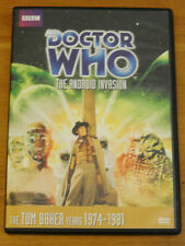 Doctor Who The Android Invasion Story No. 83 Dvd 2012 Tom Baker R1
