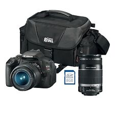 BRAND NEW Canon T3i 18.0MP Digital SLR Value Bundle
