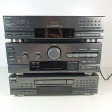 sony LBT-D507 stack. Amp cd tuner. Good working order Without speakers or remote