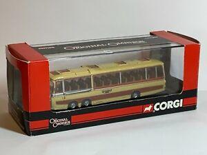 Corgi OOC 1/76 OM42410 Bedford Val Coach 'Yelloway Motor Services'