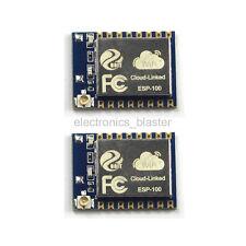 2pcs ESP8266 ESP-100 Wifi Module Serial Compatible for ESP-07