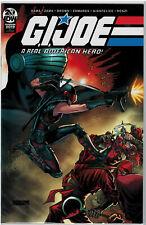 G.I. JOE A REAL AMERICAN HERO YEARBOOK 2019 NETHO DIAZ VARIANT CVR RI IDW RARE