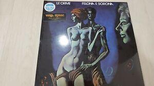 LE ORME - FELONA E SORONA (LP VINILE 180 GRAMMI COLORATO CLEAR BLU SIGILLATO 202