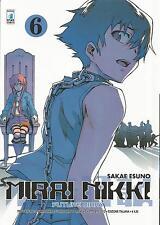 MANGA - Mirai Nikki N° 6 - Point Break 154 - Star Comics - ITALIANO NUOVO