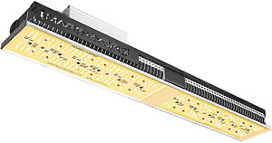 MARS HYDRO SP150 LED Grow Lights 2x2 ft Coverage Full Spectrum Grow Light for No