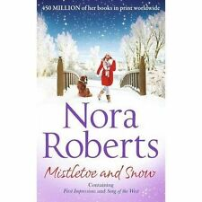 Mistletoe and Snow: First Impressions / Song of the West, Roberts, Nora, New Boo