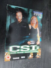 ***CSI: Crime Scene Investigation - Las Vegas - Season 5 Part 2*** FREE P&P