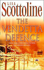 The Vendetta Defence, Scottoline, Lisa, New Book