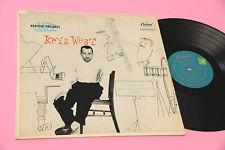 KEYS WEST LP US 1955 TOP RARE JAZZ