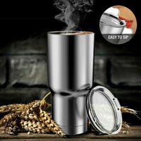 30 Oz Travel Mug Stainless Steel Tumbler Double Vacuum Insulated Coffee Cup