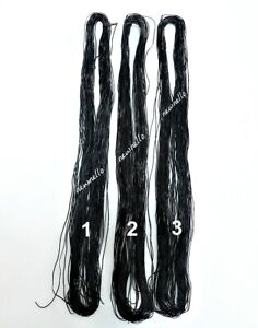 African Threading Rubber Thread For Stretching Out Natural Hair (3 Pieces)