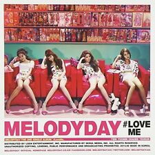 Melody Day - #Loveme (2nd Single Album) [New CD] Asia - Import