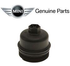 For Mini R56 R57 R58 R60 Cover Cap w/ O-Ring for Oil Filter Housing Genuine