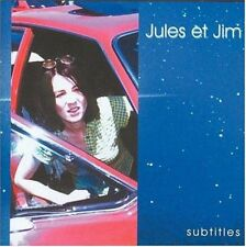 Jules et Jim - Subtitles CD NEU