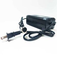 Battery Charger 36 volt 1.6 amp 3 prong Electric scooter pocket bike atv quad