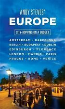 Andy Steves' Europe: City-Hopping on a Budget-ExLibrary