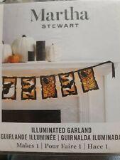 Halloween decor. Martha Stewart®~Halloween Decorations. 24 Pack Lot Variety