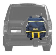 4WD Spare Rear Wheel Storage Bag for Dirty Recovery Gear Anti Theft Black Colour