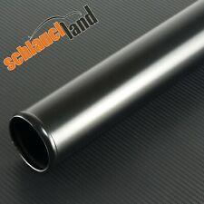 Alu-Rohr 60cm AD 51mm schwarz***Alurohr Aluminium aluminium pipe Verbinder Turbo
