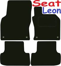 Seat Leon DELUXE QUALITY Tailored mats 2013 2014 2015 2016 2017