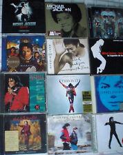 "LOT 12 COFFRETS CD "" MICHAEL  JACKSON """