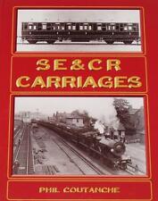 SE & CR Carriages South Eastern Chatam Railway SECR