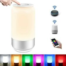 Lighting EVER WiFi (2.4GHz) Smart Bedside Table Lamp (UK Version) - RRP £37.99
