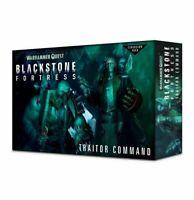 Games Workshop Warhammer 40K Warhammer Quest Blackstone Fortress Traitor Command