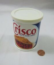 Vintage Fisher Price Fun with Food McDONALD'S CRISCO CAN BAKING SHORTENING TOY