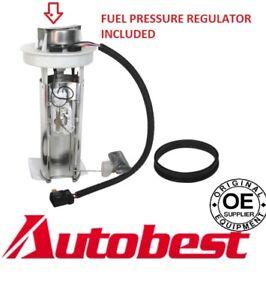 Fuel Pump Module & Fuel Regulator Jeep Cherokee 1997 1998 1999 2000 2001 2.5 4.0