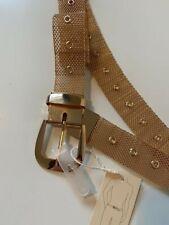 Fashion Ladies Women Gold Metal Waist Chain Belt