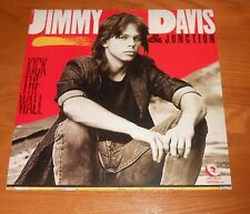 Jimmy Davis & Junction Kick the Wall Poster 2-Sided Flat Square Promo 12x12 Rare