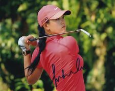 MICHELLE WIE SIGNED AUTOGRAPH 8X10 PHOTO