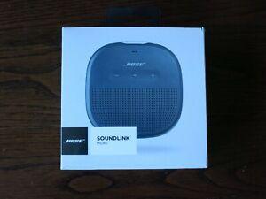 New Bose SoundLink Micro Bluetooth Wireless Speaker 783342-0500 - Dark Blue