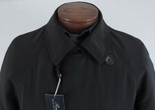 Men's RALPH LAUREN Vintage Black Long Coat 40R (40 Regular) NWT NEW Classic!