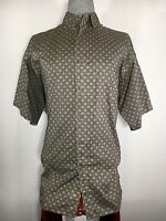 Men's Patagonia Short Sleeve Button Front Shirt Size Mens XL or XXL