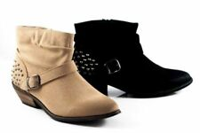 Therapy Synthetic Low Heel (3/4 in. to 1 1/2 in.) Boots for Women