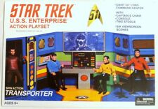 STAR TREK USS ENTERPRISE PLAYSET DIAMOND SELECT COLLECTIBLE FOR ACTION FIGURES