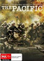 The Pacific Mini-Series HBO : NEW DVD