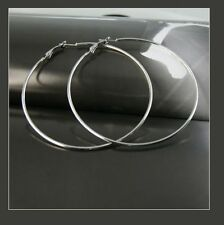 Hook Alloy Hoop Costume Earrings