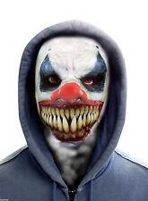 Wild Star Hearts Démon Masque de Clown-Lycra All Over Head Masque. Halloween, effrayant